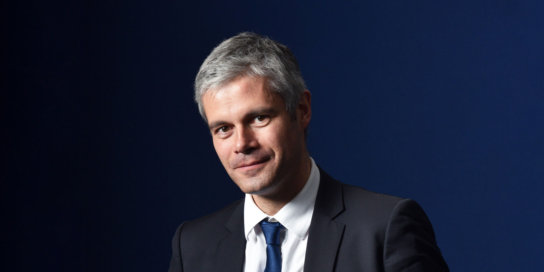 Laurent Wauquiez félicite Donald Trump